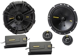 Kicker CSS67 Coaxiaal Systeem