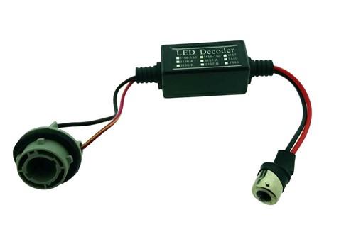 BAU15s Knipperlicht CANBUS kabel bajonet