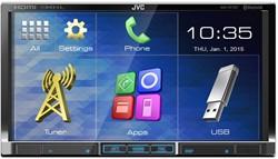 JVC KW-V51BTE Multimedia