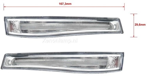 LED Dagrijverlichting strip-3