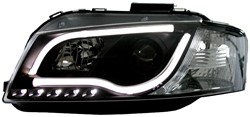 LED koplamp unit Audi A3 (8P) Black