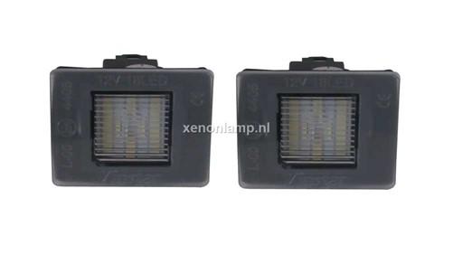 Mercedes Benz LED kentekenverlichting unit