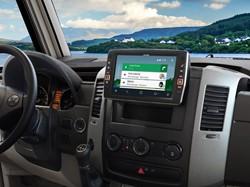 """Alpine X902D-S906 - 9""""""""Alpine Style Navigatiesysteem voor MB Sprinter S906 2013->"""