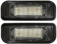 Mercedes W220 LED kentekenverlichting unit - canbus versie-1