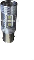 Mistlicht achter Canbus LED BAZ15d - P21/4w 50watt-1