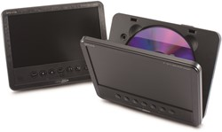 "Caliber Portable DVD 7"""" + Additional screen"