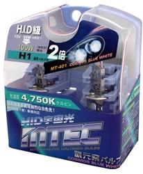 MTEC Xenon Look 4750k - blauw-H3-80w