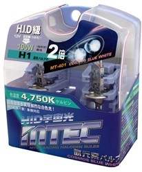 MTEC Xenon Look 4750k - blauw-H9-65w