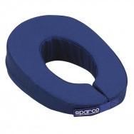 Sparco Nekondersteuningskussen 'Collar' - Blauw