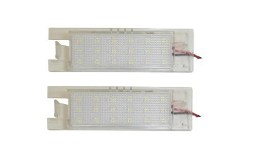 Canbus LED kenteken unit geschikt voor Opel Zafira/Astra/Corsa/Insignia