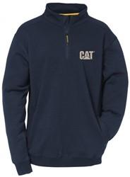 CAT Trui QUARTER, donkerblauw