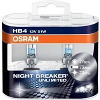 Osram Halogeen Night Breaker Unlimited - HB4-1