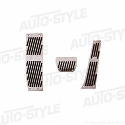 Set aluminium sportpedalen BMW 5-Serie E39 1996-2003 - Automaat