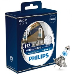 Philips Racing Vision 150% H7