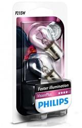 Philips VisionPlus 12v BAY15D-P21/5w 12499VPB2