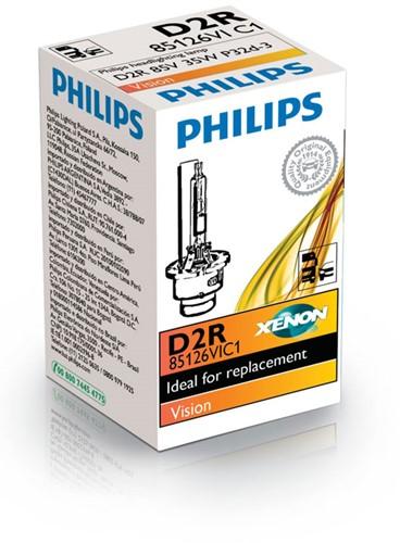 Philips Xenon Vision D2R 4600K - 85126VIC1-1