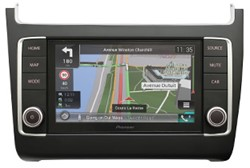 Pioneer NavGate EVO VW Polo Satin Black