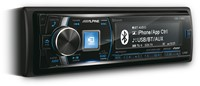 Alpine CDE-178BT - CD-Receiver  met BT