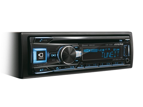 Alpine CDE-193BT - CD-Receiver