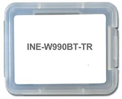 Alpine INE-W990BT-TR Truck Software