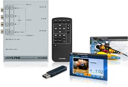 Alpine KCE-635UB - USB Multimedia Interface