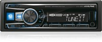 Alpine UTE-92BT - Digitale media receiver