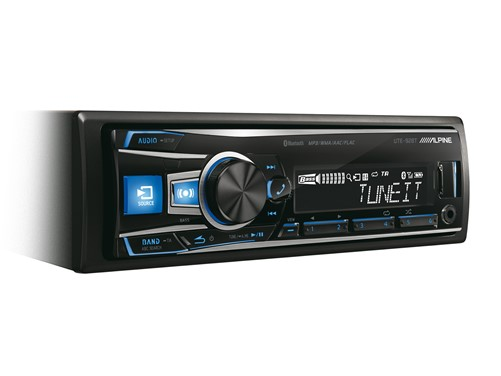 Alpine UTE-92BT - Digitale media receiver-2