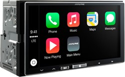 Alpine ILX-700 - Digitale Media Receiver met Apple CarPlay