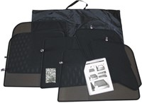 Set Car Shades Chevrolet Captiva 5 deurs 2006-2011-3