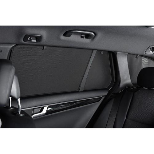 Set Car Shades Jaguar XF Sedan 2008-2015 (elektrische zonneschermen)