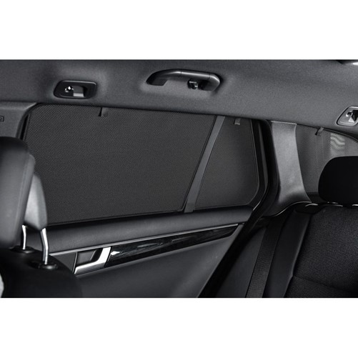 Set Car Shades Skoda Fabia II 5 deurs 2007-2014