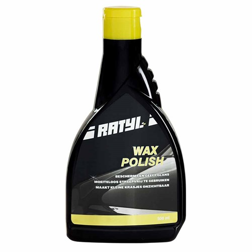 Ratyl Wax Polish 500ml