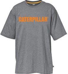 CAT T-Shirt TRADE, grijs