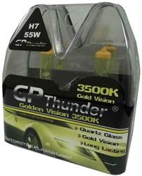 GP Thunder 3500k H7 Xenon Look - gold retro look 55w