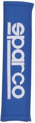Sparco Set Gordelhoezen - Geborduurd logo - Blauw