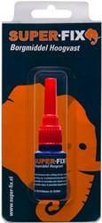 Super-Fix Borgmiddel Hoogvast Blister 10gr Borgmiddel Hoogvast