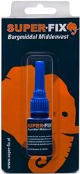 Super-Fix Borgmiddel Middenvast Blister 10gr Borgmiddel Middenvast