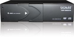 TRIP D602CHI DVD wisselaar 6 disc - 2ndGEN