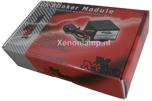 USA Style Blinker module-1