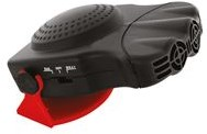 Ventilator met verwarming 12V 150W
