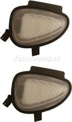 VW Golf 6 LED spiegel verlichting