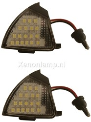 VW LED spiegel verlichting zijkant