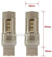 w21w Canbus LED dagrijverlichting vervangingslampen-2