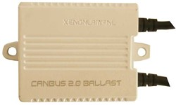 D2S Xenonlamp.nl Private Label Xenonset - Slim Ballast Canbus 10000k