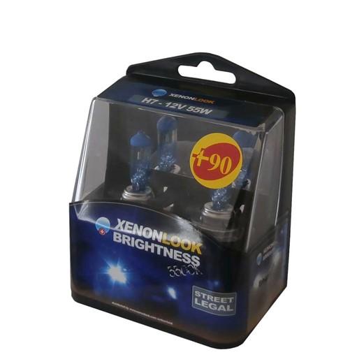 Xenonlook Plus 90% 3300k H7
