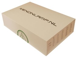 Xenonlamp.nl Private Label Xenonset 24v - H4 Bi-Xenon - 8.000k - Slim Canbus ballast - normale lamp